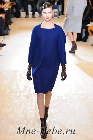 платья зима осень 2016