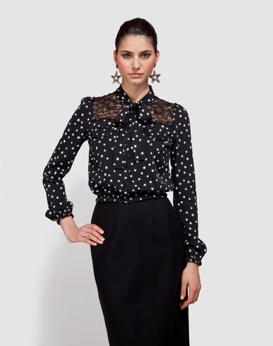 В сезоне осень-зима 2011-2012 в моде рубашки и блузки из легких и