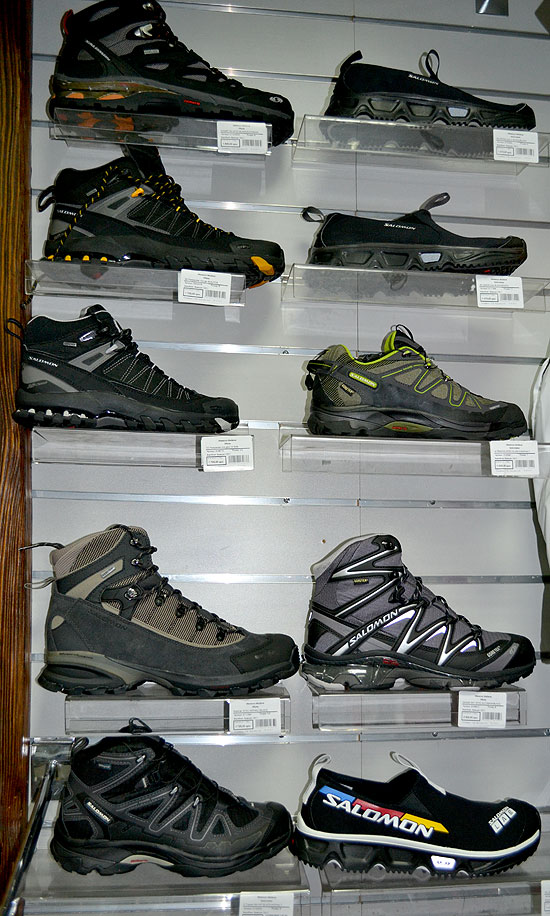Обувь Salomon - РАСПРОДАЖА - акции, скидки