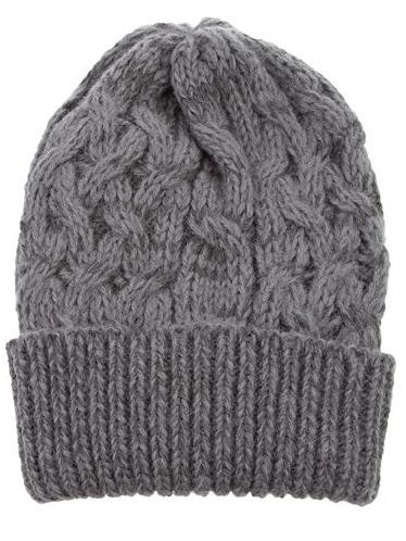 Модные вязаные шапки осень схемы