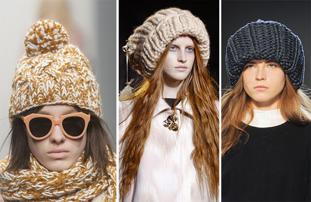 Модная шапка на весну своими руками